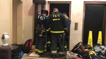 Man crushed to death by known faulty elevator