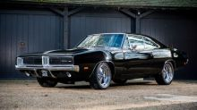 Rare muscle car owned by Bruce Willis and Jay Kay to go under the hammer