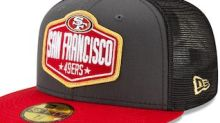 49ers' draft hats are officially out