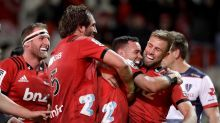 Crusaders playing final for Christchurch