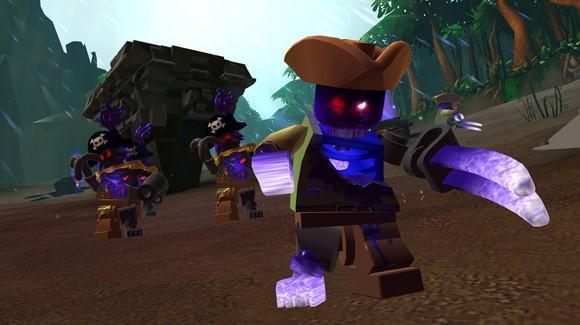 First Impressions: LEGO Universe's Gnarled Forest