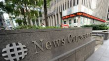 News Corp shows third quarter profit
