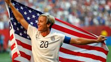 Two-time Olympic gold medalist Abby Wambach says USWNT is 'allowed to have a bad day'