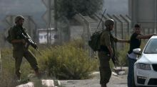 Israel captures Palestinian knife attack suspect: army