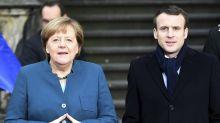 Alemania y Francia renuevan el acuerdo de amistad del Elíseo