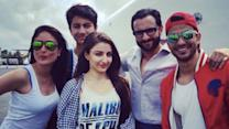 Kareena– Saif on vacations with Khemus