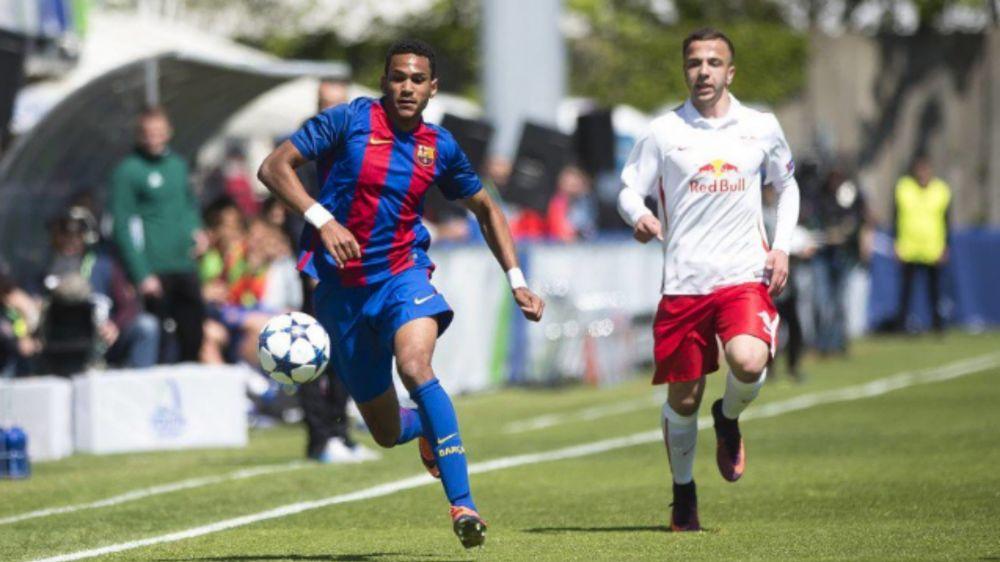 El Barcelona, eliminado también en la Youth League