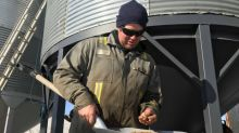 Wet harvest forces farmers to dry grain, face carbon tax on their bills