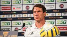 Foot - C. Ligue - OL - Rudi Garcia (OL): «On n'a pas à rougir»