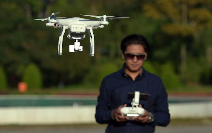 Over 45,000 drone pilots have registered with the FAA