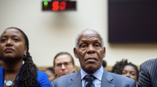 Danny Glover says reparations for slavery are a 'moral, democratic and economic imperative'  – but Twitter has mixed reactions