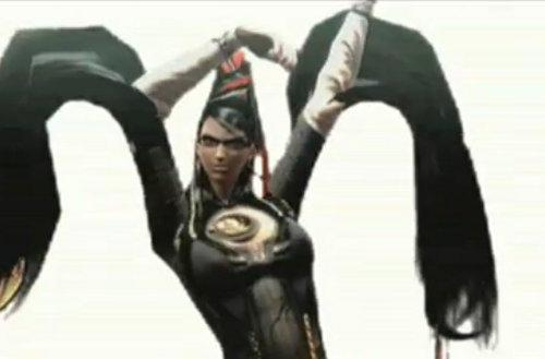 Bayonetta's dancing is really 'sexy'