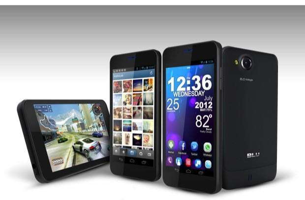 BLU Products' unlocked Vivo 4.65 HD available in January for $300