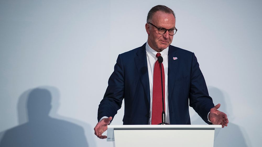 Financial Fair Play: Rummenigge hält Reform für notwendig
