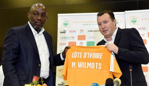International: Wilmots sieht sich als Aufbautrainer in der Elfenbeinküste