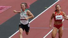 JO : la Pologne accorde un visa humanitaire à la sprinteuse bélarusse Tsimanouskaya