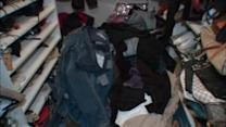 How to organize that cluttered closet