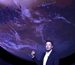 Billionaire Elon Musk outlines plans for humans to colonize Mars