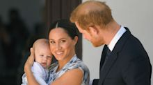 'Meghan Markle currently weaning Archie,' says royal expert