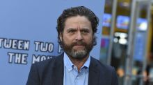 Zach Galifianakis called Bradley Cooper to say sorry for calling him 'a hot idiot'