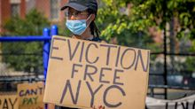 A 'tsunami of evictions' is coming, warn housing advocates