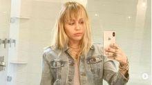 Miley Cyrus Sambut Awal Tahun dengan Potongan Rambut Baru