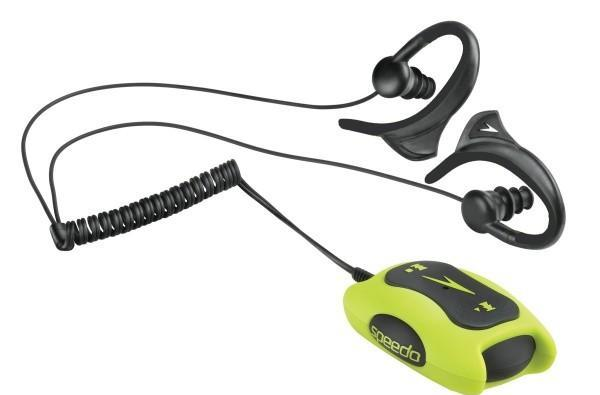 Speedo Aquabeat MP3 player sinks, floats, and is terrible at the butterfly stroke