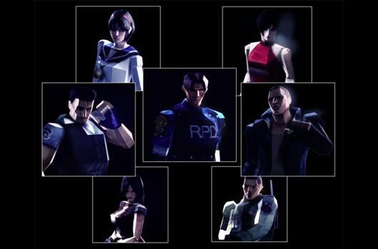 Resident Evil 6 packs retro costumes for upcoming online events