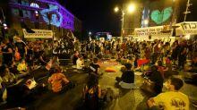 Tausende Israelis protestieren auch im Lockdown gegen Netanjahu