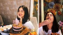 Bhumi Pednekar Shares Pictures Of Birthday Celebrations; 'Fortunate To Be Surrounded By Love'
