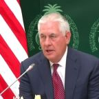 Tillerson tells Iranian-backed militias in Iraq to 'go home'