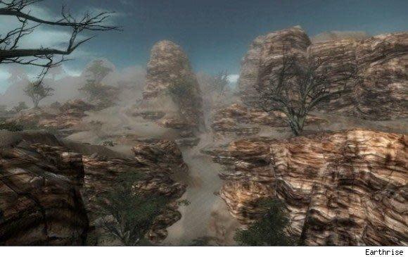 Earthrise devs on how terrain will impact gameplay