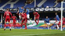 Hasil Liga Inggris: 1 Kartu Merah dan Gol Dianulir, Everton vs Liverpool Berakhir Sama Kuat