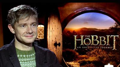 Martin Freeman Discusses 'The Hobbit's' 'Good Chemistry' And Playing Bilbo Baggins