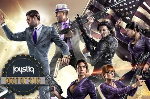 Joystiq Top 10 of 2013: Saints Row 4