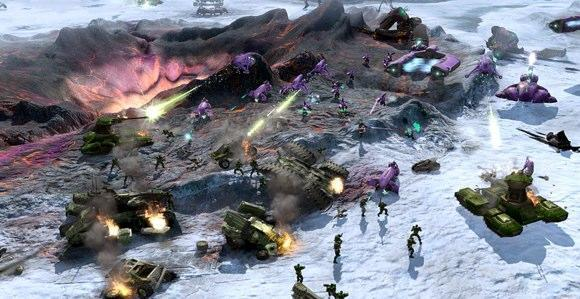 Halo Wars title update beefs up Scarab, fixes bugs