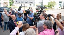 Fall Kalbitz: AfD-Bundesschiedsgericht zusammengekommen
