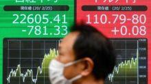 FTSE 100 posts worst week since 2008 financial crisis amid coronavirus concern