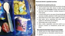 Mum fuming after strict school lunchbox rules sends bills soaring