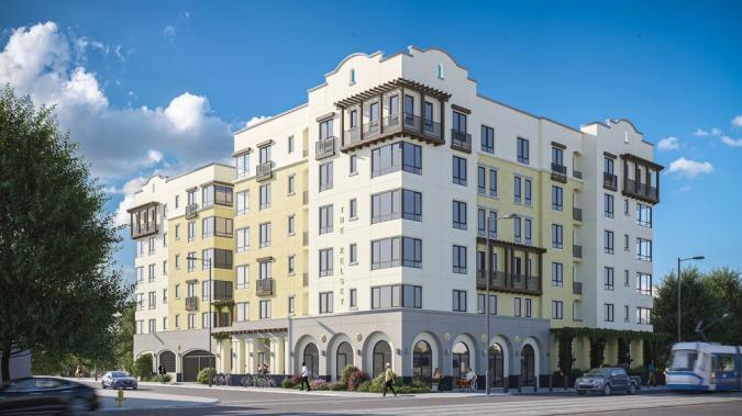 Google San Jose housing The Kelsey.