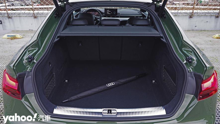 捉艷疾走!2021 Audi A5 Sportback 40 TFSI S line小改款試駕 - 7