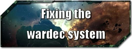 EVE Evolved: Fixing the wardec system