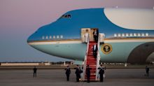A Photo Of The Food On Air Force One Is Freaking Everyone Out