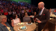 This Bake Off audience member just disgusted us all