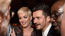 Katy Perry talks Orlando Bloom's self-imposed sex ban