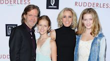 William H. Macy wants daughters to have 'good, healthy wonderful sex with no guilt'