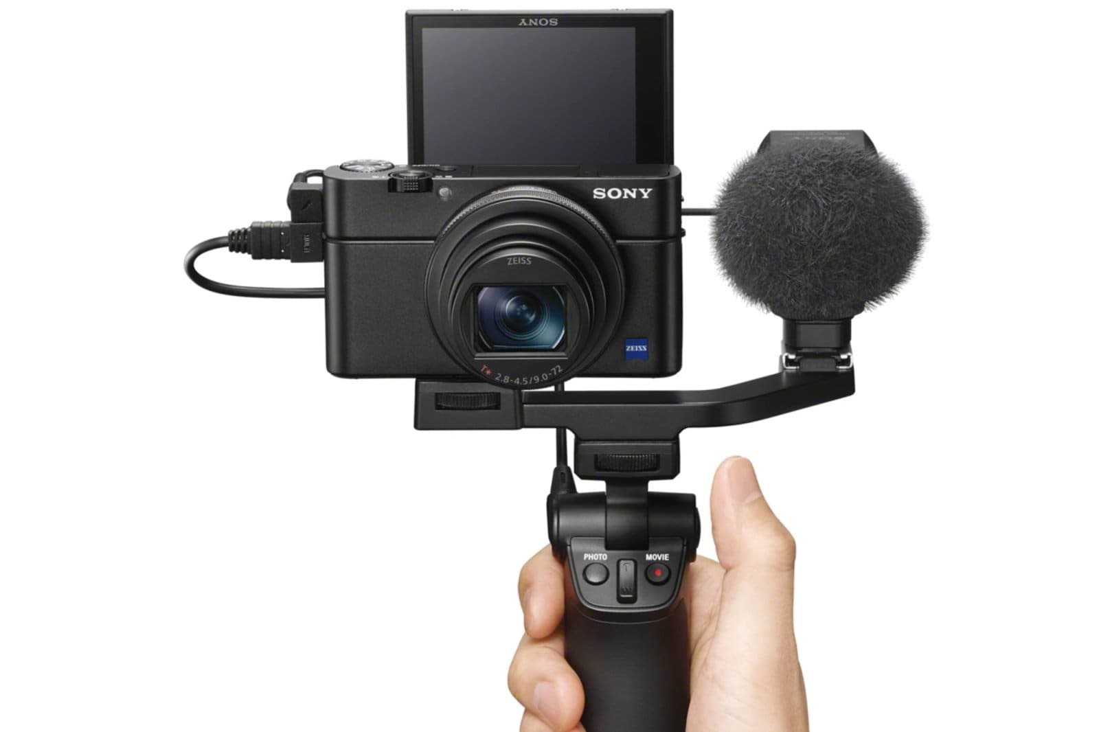 Sony RX100 VII compact camera