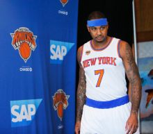 Knicks deal Anthony to Thunder, report