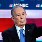 Bloomberg roundly attacked by rivals in fiercest Democratic debate so far