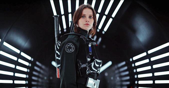 Watch the first trailer for 'Rogue One: A Star Wars Story'